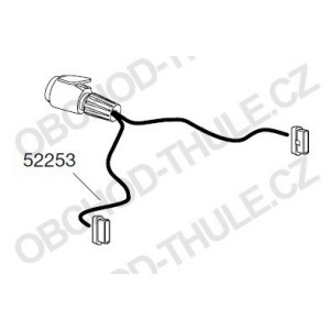 Kabel Thule 52253 k G6 928 LED a 929 LED