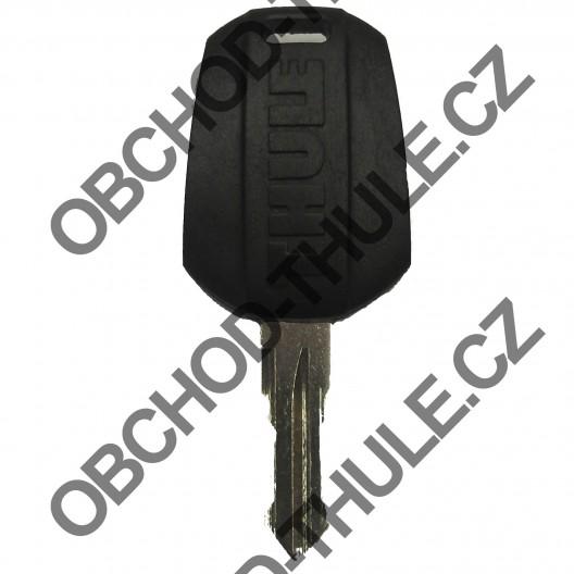 Náhradní klíč Thule v plastovém pouzdře
