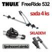 Thule FreeRide 532 akční sada 4 ks