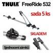 Thule FreeRide 532 akční sada 5 ks