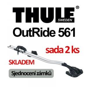 Thule OutRide 561 akční sada 2 ks