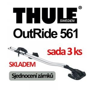 Thule OutRide 561 akční sada 3 ks
