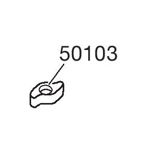 Utahovací matice Thule 50103