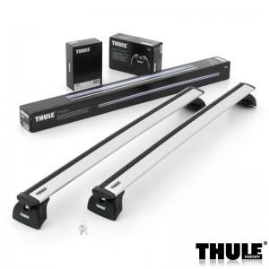Příčníky Thule 753 + 962 + kit