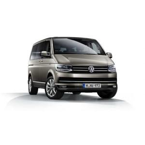 Příčníky VW Multivan T6 s T profily Aero