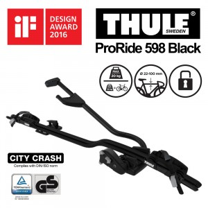 Thule ProRide 598 Black