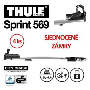 Thule Sprint 569 XT akční sada 4 ks