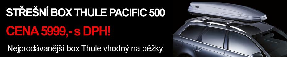 Střešní box Thule Pacific 500