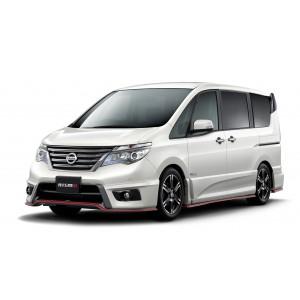 Příčníky Nissan Serena IV 16- Aero