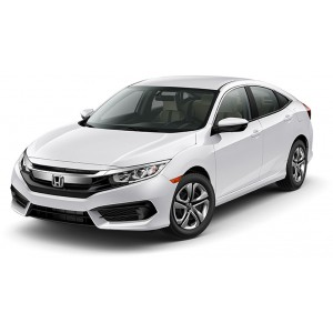 Příčníky Honda Civic sedan 16-
