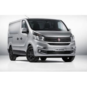 Příčníky Fiat Talento van 16- s pevnými body