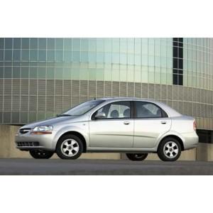 Nosič Chevrolet Aveo hatchback 04 – Aero