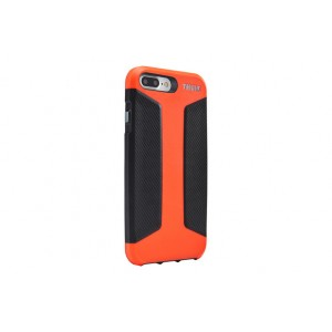 Thule Atmos X3 pouzdro na iPhone 7 Plus - Fiery Coral / Dark Shadow
