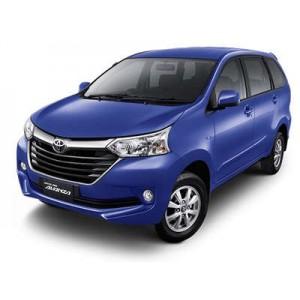 Příčníky Toyota Avanza MPV 13-
