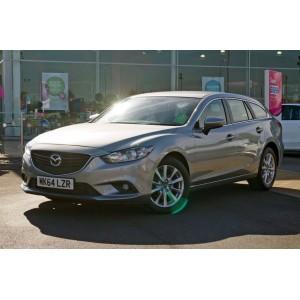 Příčníky Mazda 6 Estate 13- Aero