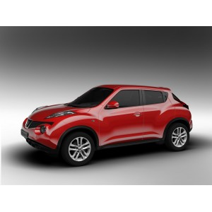 Příčníky Nissan Juke 10-