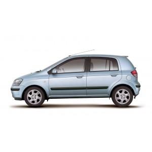 Příčníky Hyundai Getz 02-11