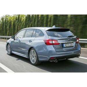 Příčníky Subaru Levorg Combi 14- s pevnými body