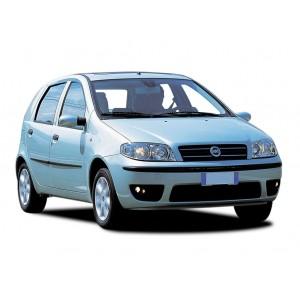Příčníky Fiat Punto 5dv. Hatchback 99-11 s pevnými body Aero