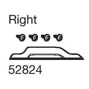 Thule Handle bar SP kit right 52824
