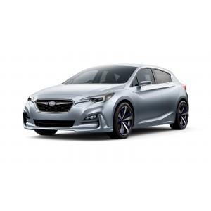 Příčníky Subaru Impreza 17- s pevnými body