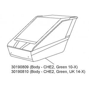 Tělo Green CHE2 30190810 14-x