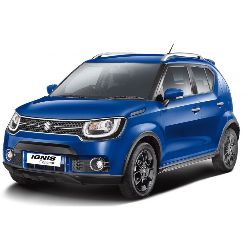 p n ky thule wingbar suzuki ignis 2016 s pod ln ky obchod thule cz. Black Bedroom Furniture Sets. Home Design Ideas