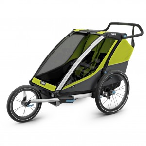 Thule Chariot CTS Cab 2 Green