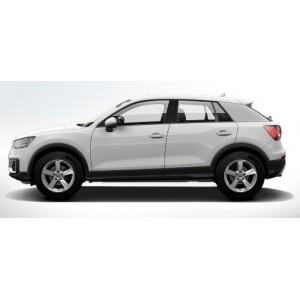 Příčníky Audi Q2 SUV 17- Aero