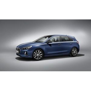 Příčníky Thule WingBar Hyundai i30 Hatchback 2017-