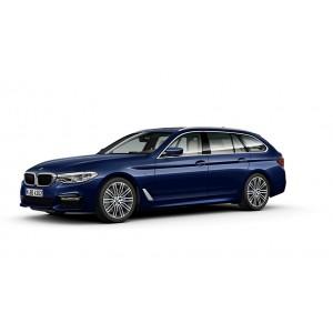 Příčníky BMW 5 Touring (G31) 17- s integrovanými podélníky Aero