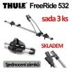 Thule FreeRide 532 akční sada 3 ks