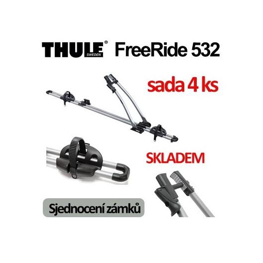Thule FreeRide 532 sada 4 ks