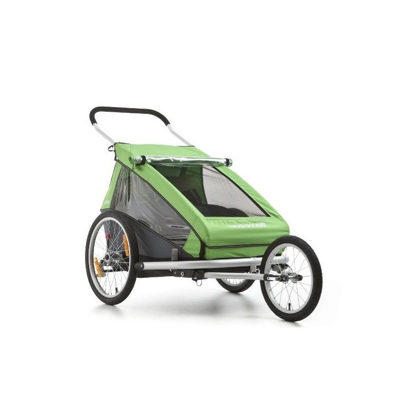 d tsk voz k croozer kid for 1 2013 green obchod thule cz. Black Bedroom Furniture Sets. Home Design Ideas