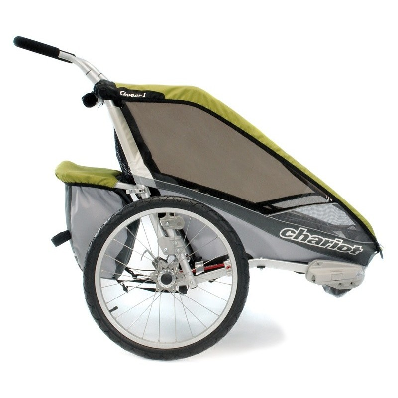 d tsk voz k chariot cts cougar 1 2013 avocado bike. Black Bedroom Furniture Sets. Home Design Ideas