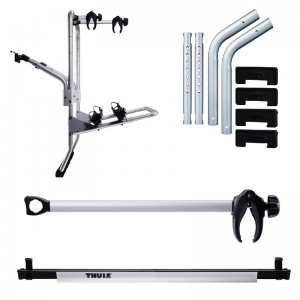 Thule BackPac 973 + kit 973-16 pro 3 kola