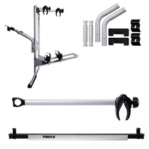 Thule BackPac 973 + kit 973-19 pro 3 kola