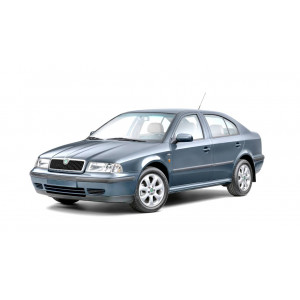 Příčníky Thule Škoda Octavia I 1997-2004 s pevnými body