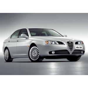 Příčníky Thule WingBar Alfa Romeo 166 sedan 2004-