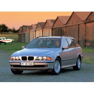 Příčníky Thule WingBar BMW 5 Touring E39 E61 1997-2010 s podélníky