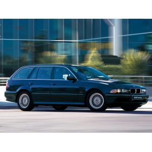 Příčníky Thule BMW 5 Touring E39 1997-2003 s pevnými body