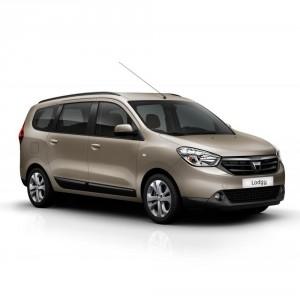 Nosič Dacia Lodgy 12– s int. podélníky