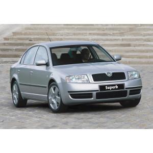 Příčníky Thule WingBar Škoda Superb I 2001-2008