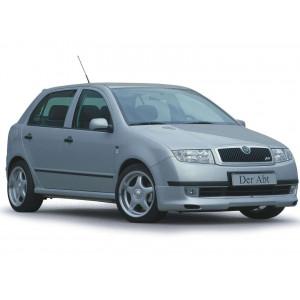 Příčníky Thule Škoda Fabia I 2000-2007 s pevnými body
