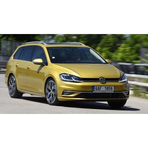 Příčníky Thule VW Golf VIII Variant 2017- s podélníky