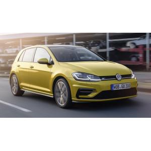 Příčníky Thule VW Golf VIII 2017-