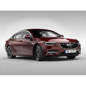 Příčníky Thule Opel Insignia Grand Sport hatchback 2017-