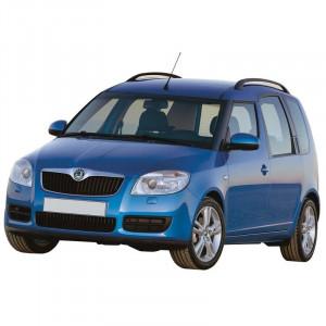 Příčníky Thule WingBar Edge Škoda Roomster 2006-2015 s podélníky