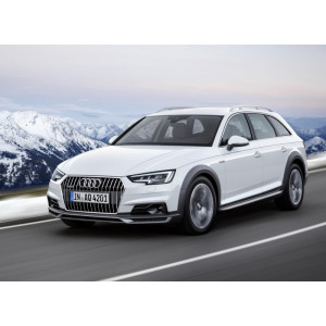 Příčníky Thule WingBar Edge Audi A4 Allroad 2016- s podélníky