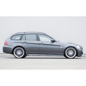 Příčníky Thule WingBar Edge BMW 3 Touring E91 2005-2011 s podélníky